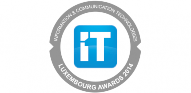 Outstanding Contribution to Luxembourg ICT - ITOne - 2014