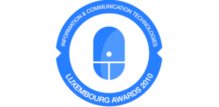Outstanding Contribution to Luxembourg ICT - ITOne - 2010