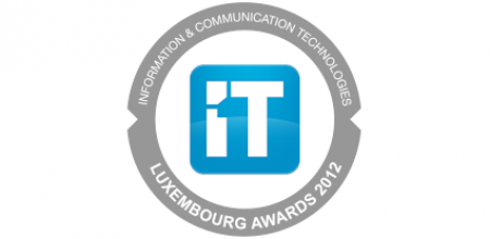 Outstanding Contribution to Luxembourg ICT - ITOne - 2012