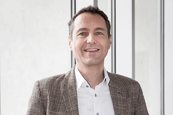 Jean-François Hugon, Head of Marketing, EBRC