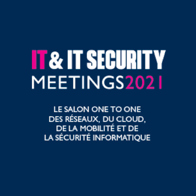 IT&IT Security Meetings, Cannes, 2021